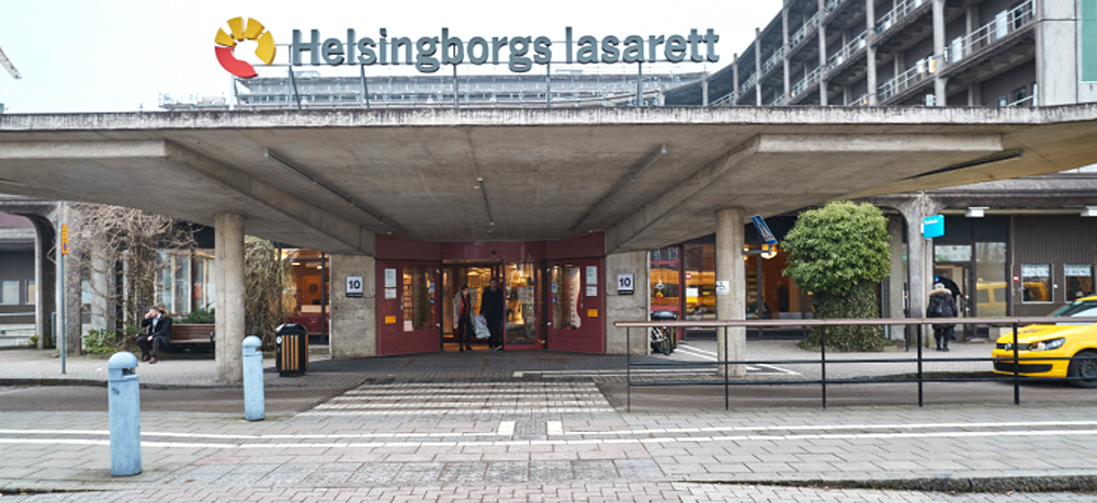 Pilot Area: Helsingborg - © Region Skåne