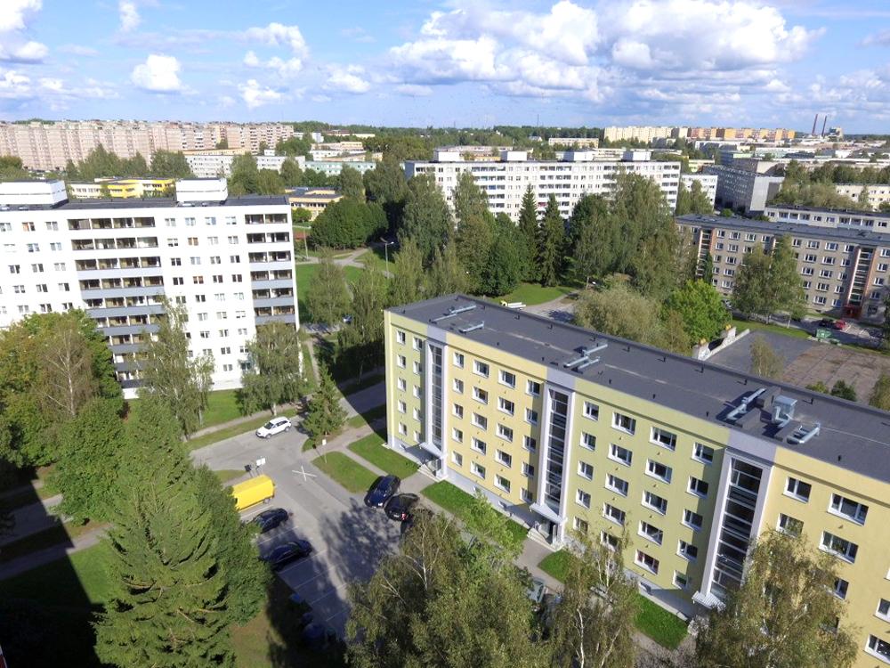 Pilot Area: Tartu, Annelinn - © Antti Roose