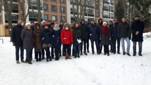 AREA 21 Visit to Tampere and its Inspiring Energy Efficient Districts